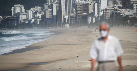 Placeholder - loading - Estado do Rio antecipará feriados e fechará praias para tentar frear Covid