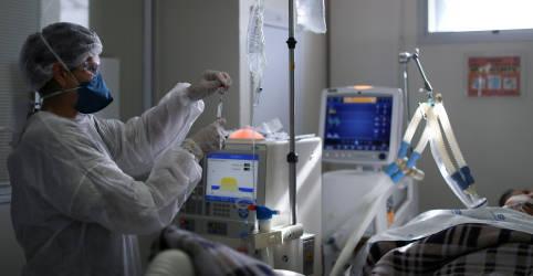 Placeholder - loading - Opas busca fornecedores para ajudar Brasil na compra de medicamentos para intubação
