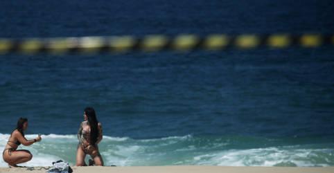 Placeholder - loading - Rio fecha comércio, restaurantes e escolas para reduzir Covid