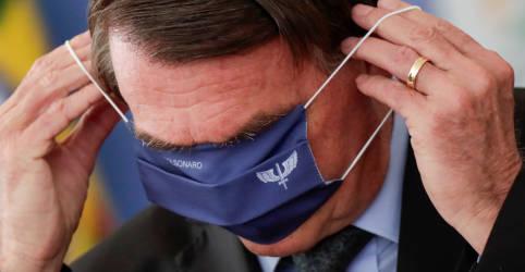 Placeholder - loading - Bolsonaro fará pronunciamento às 20h30 sobre vacinação contra Covid