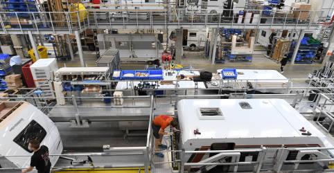 Placeholder - loading - Economia da zona do euro volta a crescer em março com impulso de indústria, mostra PMI