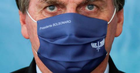 Placeholder - loading - Bolsonaro anuncia comitê para combate à Covid-19 e coordenação com governadores