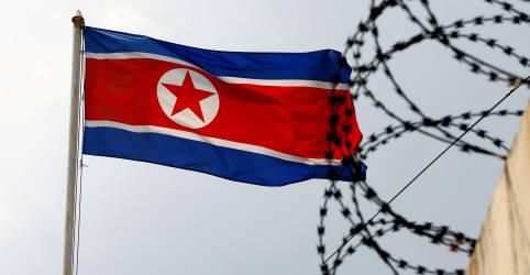 Placeholder - loading - Lançamento de mísseis da Coreia do Norte testa Biden e alarma Japão antes da Olimpíada