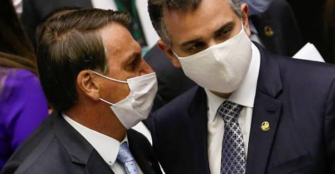 Placeholder - loading - Pacheco defende mudança na política externa e diz que Bolsonaro decide comando do Itamaraty