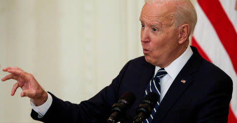 Placeholder - loading - Biden diz que planeja se candidatar novamente e defende política de fronteira EUA-México