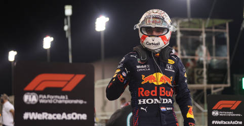 Placeholder - loading - Max Verstappen coloca a Red Bull na pole position no Barein