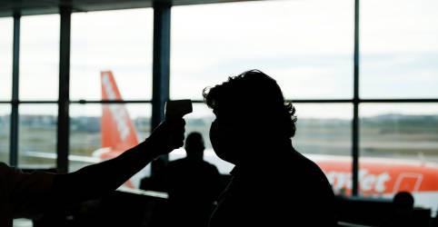 Placeholder - loading - Imagem da notícia Portugal prorroga suspensão de voos da Grã-Bretanha e do Brasil até meados de abril