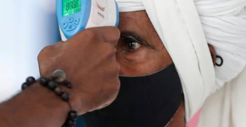 Placeholder - loading - Índia tem maior aumento diário de infecções de coronavírus em 5 meses
