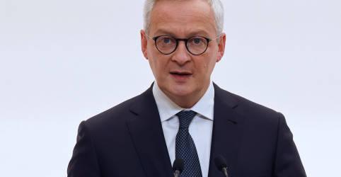 Placeholder - loading - Imagem da notícia Cogitamos todas as opções na crise do coronavírus, diz ministro da França