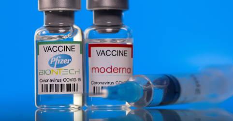Placeholder - loading - Vacinas da Pfizer e Moderna são muito eficazes já na primeira dose, diz estudo