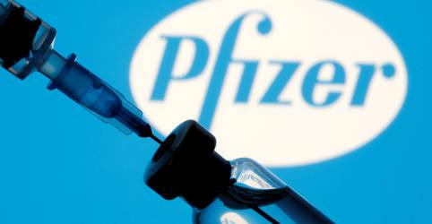 Placeholder - loading - Queiroga pede à Pfizer que entregue 50 milhões de doses de vacina contra Covid-19 'o quanto antes'