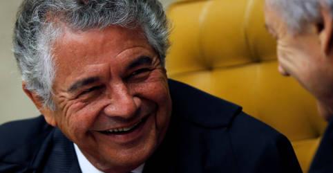 Placeholder - loading - Imagem da notícia Marco Aurélio anuncia aposentadoria do STF uma semana antes de completar 75 anos em julho