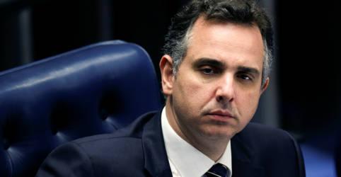 Placeholder - loading - Pacheco diz que cortina de fumaça não pode afastar Congresso do foco de combate à pandemia