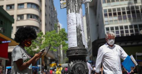 Placeholder - loading - Brasil tem maior taxa de desemprego para um trimestre até janeiro; número de ocupados aumenta