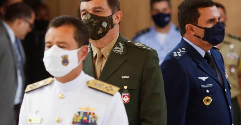 Placeholder - loading - Imagem da notícia ANÁLISE-Escolha de novo comandante indica que Exército não se envolverá na política