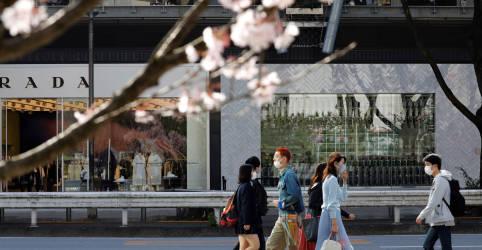 Placeholder - loading - Japão teme que variantes da Covid-19 provoquem quarta onda antes da Olimpíada