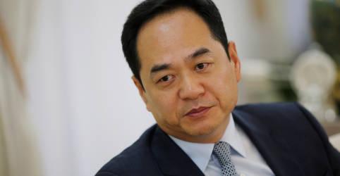 Placeholder - loading - Embaixador chinês diz a Queiroga que compromisso é manter suprimento de insumos para produção de vacinas