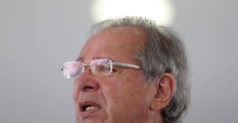 Placeholder - loading - Solução para Orçamento terá de ser política e jurídica, diz Guedes