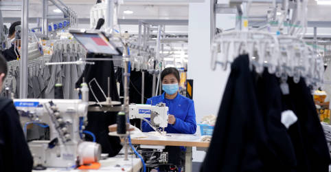 Placeholder - loading - Imagem da notícia Recuperação do setor de serviços da China acelera em março, mostra PMI do Caixin