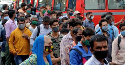 Placeholder - loading - Imagem da notícia 'Muito, muito pior': Estado mais rico da Índia é assolado por 2ª onda da pandemia