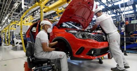 Placeholder - loading - FMI aumenta ligeiramente previsão de crescimento do Brasil em 2021 para 3,7%