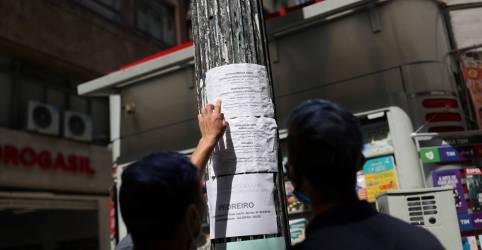 Placeholder - loading - Imagem da notícia Agravamento da pandemia leva Indicador Antecedente de Emprego a mínima em 7 meses, diz FGV