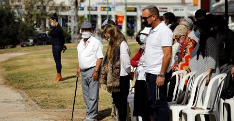 Placeholder - loading - Israel homenageia vítimas do Holocausto que sobreviveram à Covid-19 graças a vacinas