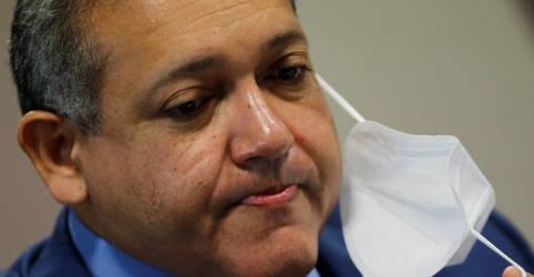 Placeholder - loading - Imagem da notícia Nunes Marques é sorteado relator de ação sobre impeachment de Alexandre de Moraes