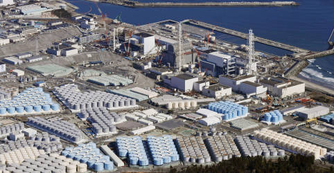 Placeholder - loading - Imagem da notícia Japão liberará água contaminada de Fukushima no mar após tratamento