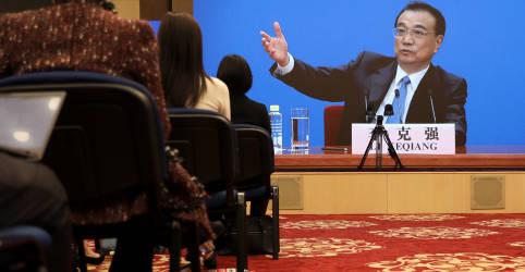 Placeholder - loading - Imagem da notícia Premiê chinês pede mais comunicação entre China e EUA