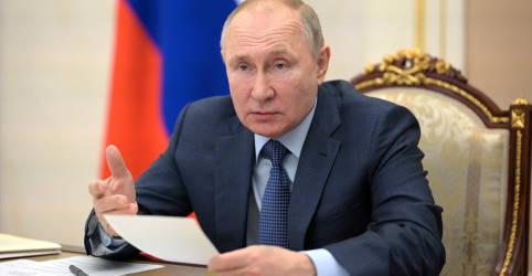 Placeholder - loading - Imagem da notícia Kremlin diz que Biden disse a Putin em telefonema que quer normalizar relação
