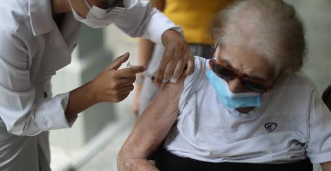 Placeholder - loading - Saúde alerta que 1,5 mi de pessoas deixaram de tomar 2ª dose de vacina contra Covid