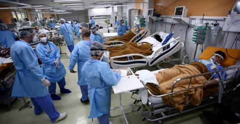 Placeholder - loading - Maioria dos pacientes de Covid em UTIs no Brasil tem 40 anos ou menos, aponta levantamento