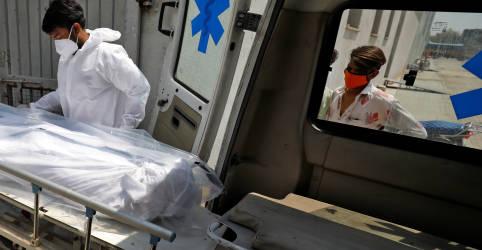 Placeholder - loading - Imagem da notícia Índia bate recorde de casos de coronavírus, Mumbai prepara novo lockdown
