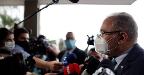 Placeholder - loading - Brasil mantém diálogo com OMS para que entregas da Covax sejam cumpridas, diz Queiroga