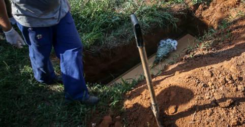 Placeholder - loading - Imagem da notícia Brasil tem mais 3.459 mortes por Covid-19 e passa de 360 mil
