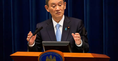 Placeholder - loading - Imagem da notícia Biden e Suga devem se unir em defesa de Taiwan diante de pressão crescente da China