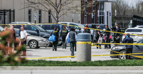 Placeholder - loading - Imagem da notícia Homem que matou 8 em FedEx de Indianápolis era ex-funcionário, diz polícia