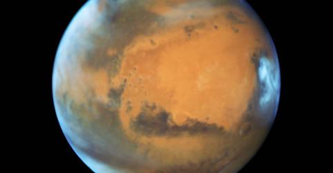 Placeholder - loading - Imagem da notícia Nasa busca momento Irmãos Wright com voo de helicóptero em Marte