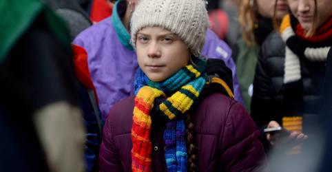 Placeholder - loading - Imagem da notícia Ativista Greta Thunberg espera que cúpula dos EUA trate mudanças climáticas como uma crise real