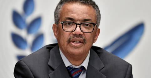 Placeholder - loading - Mundo pode controlar a pandemia em poucos meses, diz chefe da OMS