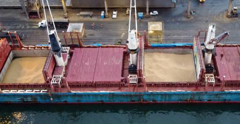 Placeholder - loading - Imagem da notícia Brasil suspende taxa para importar milho, soja, farelo e óleo de soja