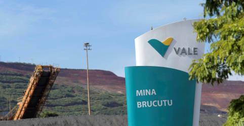 Placeholder - loading - Imagem da notícia Produção e vendas de minério da Vale crescem mais de 14% com firme demanda da China