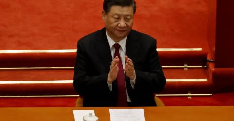 Placeholder - loading - Imagem da notícia Líder da China pede ordem mundial mais justa em meio a piora de rivalidade com EUA