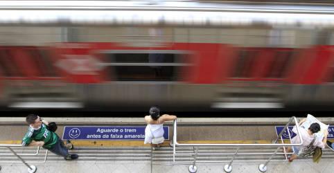 Placeholder - loading - Imagem da notícia Consórcio da CCR oferta R$980 mi e vence leilão pela linhas 8 e 9 da CPTM