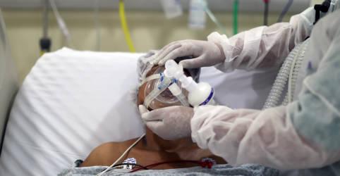 Placeholder - loading - Imagem da notícia Brasil supera 14 milhões de casos de Covid e chega a 378 mil mortos