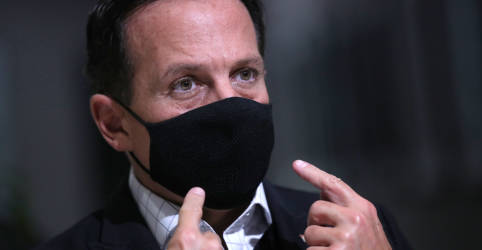 Placeholder - loading - Imagem da notícia Doria admite que disputará prévias do PSDB para ser candidato à Presidência