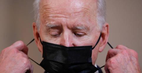 """Placeholder - loading - Biden considera veredicto de Chauvin um """"passo à frente"""", mas muito raro"""
