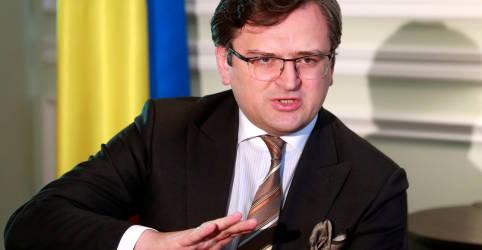 Placeholder - loading - Imagem da notícia Ucrânia diz que Ocidente deve agir já para impedir nova ofensiva militar da Rússia