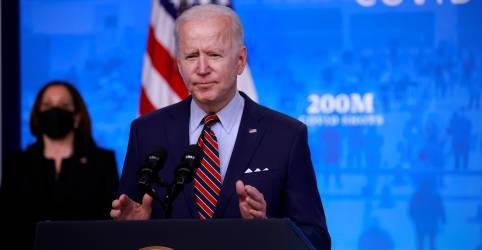 Placeholder - loading - Biden vai propor alta em impostos sobre ganhos de capital para custeio de assistência infantil, dizem fontes